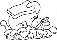章鱼简笔画图片画法