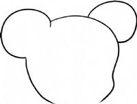 小老鼠简笔画图片画法