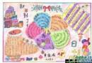 圣诞节手抄报中文版图片