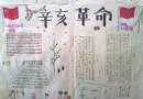 中国辛亥革命小报图片
