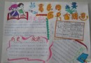 小学生姓氏手抄报版面设计图
