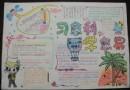 六年级习愈利学愈易手抄报设计图