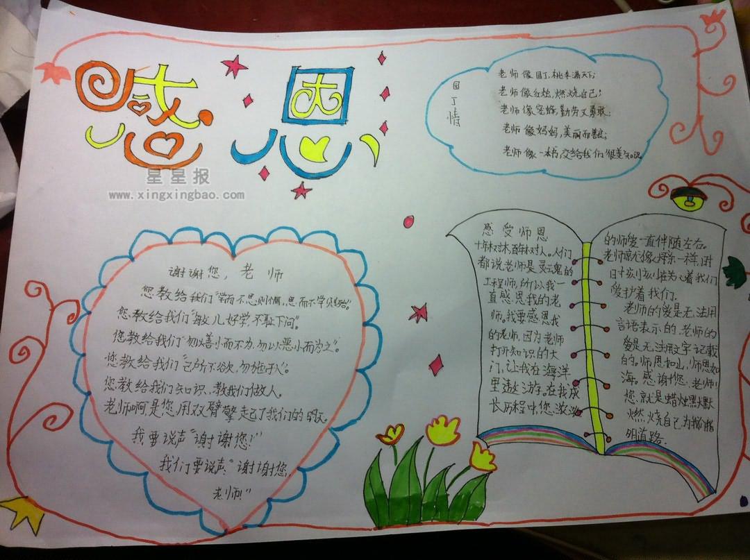 小学生手抄报内容|小学生手抄报版面设计