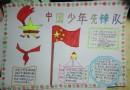 中国少年先锋队手抄报图片
