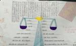 知法懂法守法手抄报图片4张