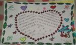 四年级感恩的心手抄报图片、内容