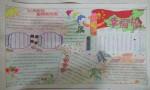 幸福中国手抄报图片、内容