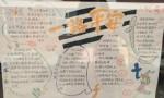 一路平安手抄报版面设计图