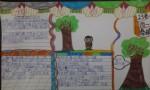 小学四年级博览群书手抄报