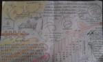 六年级书香漫园手抄报
