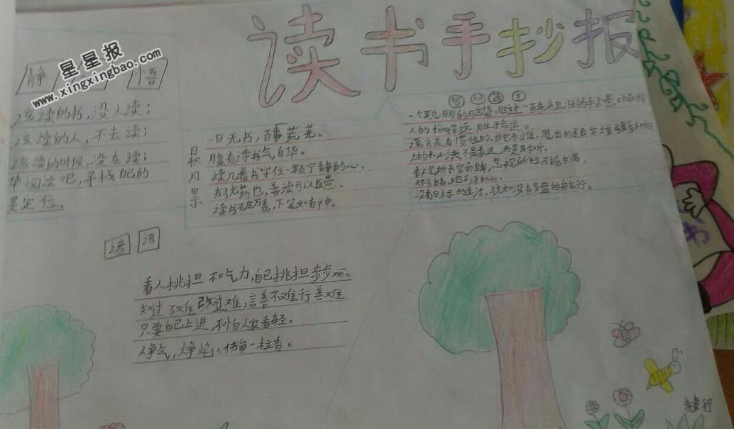 小學畫畫大全簡單荷花