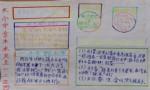 有趣的中国汉字手抄报内容