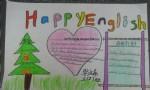 HappyEnglish手抄报图片4张