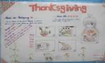 Thanksgiving英语手抄报图片大全