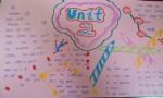 小学生Unit2英语手抄报