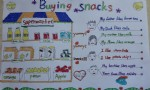 BuyingSnacks英语手抄报图片、资料