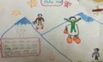 小学三年级英语手抄报