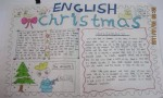 EnglishChristmas英语手抄报