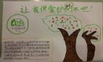 让我们爱护树木吧手抄报资料