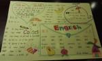 小学生English手抄报图片、内容