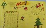 MerryChristmas英语手抄报内容