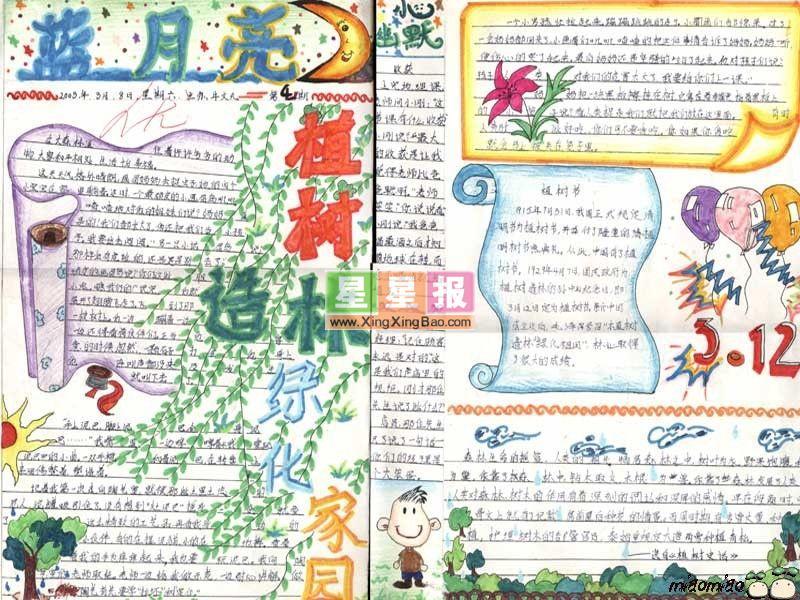 手抄报版面设计过程在吴建彬老师的指导下完成