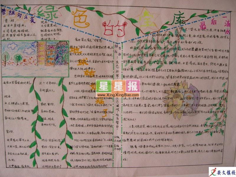 英语手抄报作品《圣诞节》