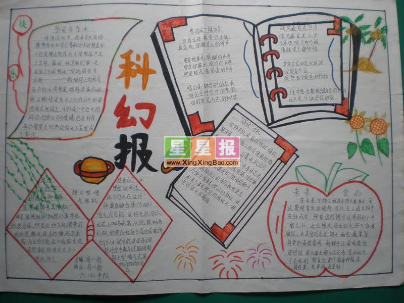 手抄报版面设计过程在孙永浩老师的指导下完成.