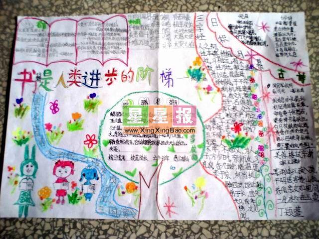 本站推荐英语手抄报版面设计《动物版》,儿童节手抄报花边与边框图案